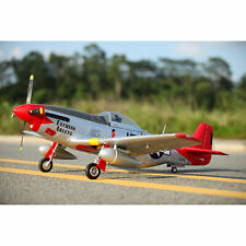 Fms P-51D Red Tail V8 Plug N Play 1450mm