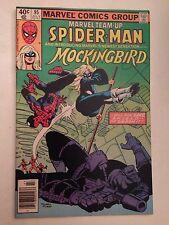 Marvel Team-Up #95/Bronze Age Marvel Comic Book/1st Mockingbird/VF+