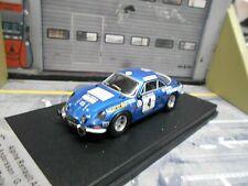 RENAULT Alpine A110 Rallye RAC GB 1971 #4 Andersson St. Bruno Cibie Trofeu 1:43