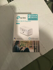 TP-LINK Mini Wi-Fi Smart Plug (HS105) Works With Alexa