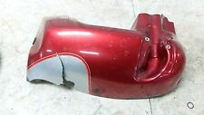 04 Harley FLHTCUI Electra Glide Ultra Classic lower left leg cover cowl fairing