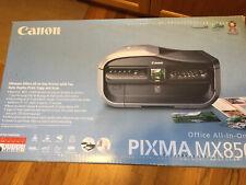 Canon PIXMA MX850 Multi Printer/ Copier/ Fax/ ScanAll In One New In Box NIB!