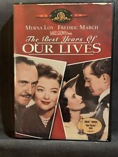 The Best Years of Our Lives (Dvd) Standard1946 Myrna Loy Fredric March