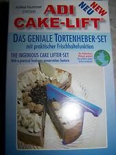 Tortenheber Set 2 tlg. Das geniale Tortenheber Set von ADI Cake-Lift NEU & OVP