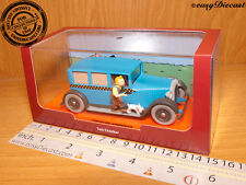 CHECKER TAXI CAB 1929 1:43 TINTIN IN AMERICA CAR VOITURE