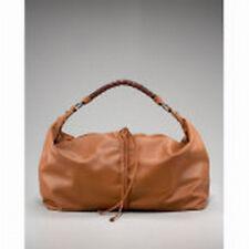 Carlos Falchi  Slouch Leather  Hobo  Bag  $895