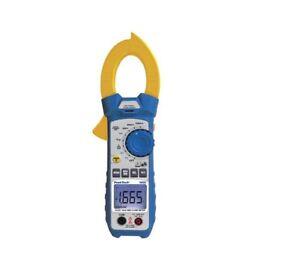 P1665 Digital Clamp Meter, 3 5/6-digit, 1000 AC/DC with True RMS