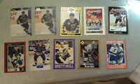 Brett Hull St Louis Blues The Golden Boy NHL RARE ODDBALL CARDS * YOU PICK EM *
