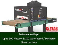 Vastex Econored Ii 30 30 Belt By 7 4 Length Conveyor Dryer Screen Printing