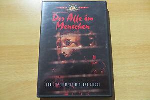 DER AFFE IM MENSCHEN/ DVD / FSK 18 / George A. Romero