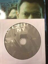 CSI: NY – Season 4, Disc 1 REPLACEMENT DISC (not full season)