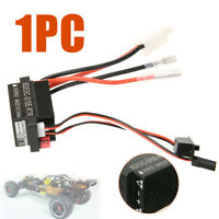 1pc 320A 7.4V-11.1V ESC Brushed Speed Controller High Voltage for RC  Waterproof