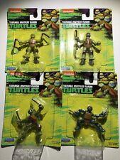 New ListingSet Of 4 Teenage Mutant Ninja Turtles Classic Collection Tmnt Figures Toys