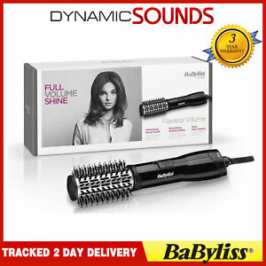 BaByliss 2764U Flawless Volume Hot Air Hair Brush Styler w/ 38mm Ceramic Barrel