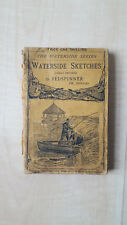 Waterside Sketches W. Senior (Red Spinner) - Sampson Low 1885 - Fishing, Angling