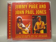 The Masters by Jimmy Page And John Paul Jones (CD,1998, Eagle Records) Brand New