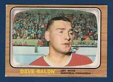 DAVE BALON 66-67 TOPPS 1966-67  NO 74 EXMINT+ 0814