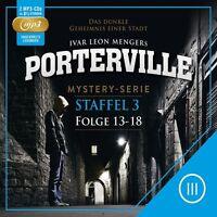 PORTERVILLE - STAFFEL 3: FOLGE 13-18 (MP3) 2 CD-ROM NEU