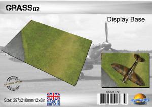 Coastal Kits 1:72 Scale Grass Display Base 02