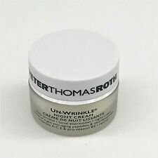 Peter Thomas Roth Un-Wrinkle Night Cream, 8mL [Travel Size]