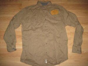 Wrangler Jeans Size Medium San Diego Zoo Staff Work Shirt/Joan Embery/Free Ship!