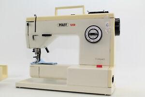 PFAFF 1209 With Idt System Nr.c