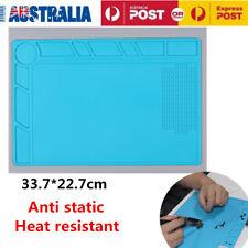 Anti-Static Mat Soldering Mat Heat Resistant Insulation Silicone Pad Desk Mat OZ