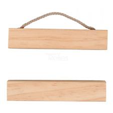 "Rico Poster Hanging Rail kit 10cm 4"" wooden"