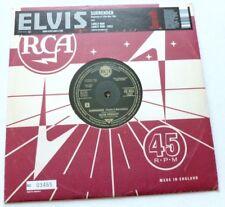 """Elvis Presley-Reddition UK NUMBERED LIMITED EDITION 10"""""""