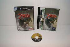 Nintendo Gamecube The Legend Of Zelda Twilight Princess CIB Complete