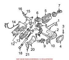 For BMW Genuine Steering Column 32306788842
