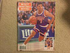 Beckett Basketball Card Monthly June 1991 Issue #11 KEVIN JOHNSON KJ