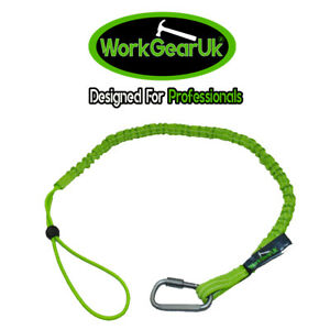 Scaffolders Tool Lanyard WIith Carabiner WorkGearUk WG-TL01