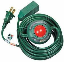 New ! Holiday Time Lighted Foot Switch 9 Ft Long Ul Listed