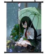 3882 Anime Asui Tsuyu My Boku no Hero Academia wall Poster Scroll
