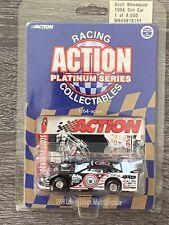 1998 Action Platinum Racing 1:64 Race Car #0 SCOTT BLOOMQUIST Limited FREE SHIP