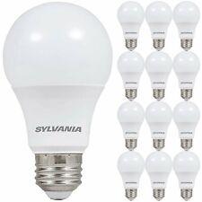 Sylvania CFL A15 Fan Light Bulb 9W Soft White 3000K E26 UL Listed 12 Pack
