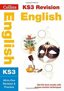 KS3 English All-in-One Complete Revision and Practice: Prepare... by Collins KS3