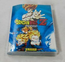 Dragon Ball Z Panini ABSOLUTE COMPLETE SET 5 Parts + Binder + Booster