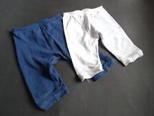 ZARA Baby GIRL Zwei Radler dunkelblau+weiß Gr.12/18m 86