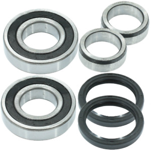 TWO REAR WHEEL BEARING KITS FOR MAZDA RX4 RX5 RX7 1973-1985