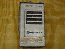 Motorola H33Sxu3140An Vhf Rgiii Des Mx340-S Whca