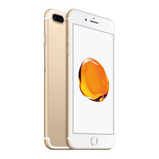 Apple iPhone 7 Plus 32GB Factory Unlocked - Gold Smartphone A1661 Phone Mobile