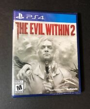 The Evil Within 2 (PS4) NEW