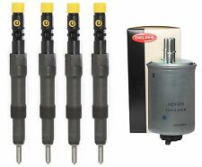 4 x buse d'injection injecteur FORD MONDEO 2,0 tdci EJDR 00501z 3s7q9k546bb 1307448