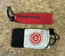 *Empire Paintball Barrel Cover Condom Lot of 2 Pre-owned Free Shipping