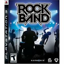Rock Band Game Only PS3 For PlayStation 3 Music 9E