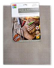 Universal Grillmatte antihaft | Backmatte | Grillunterlage | Backofenfolie