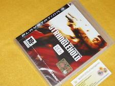John Woo presents STRANGLEHOLD Playstation 3 PS3 NUOVO SIGILLATO vers. ITALIANA