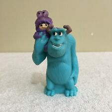 Sully With Boo Monsters University Disney 2004 McDonald's Plastic Figure